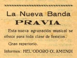 anuncio-nueva-banda-pravia-10-de-febrero-1927