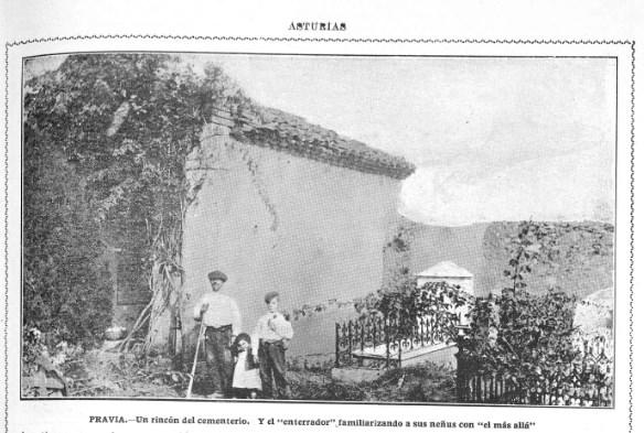 """Revista """"Asturias, 15 de diciembre de 1915."""