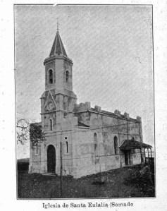 """""""La ilustración asturiana"""", 5 de mayo de 1904."""